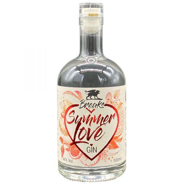 Breaks Gin Limited Summerlove Edition 2020