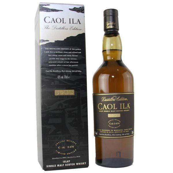 Caol Ila 2004/2016 Distillers Edition