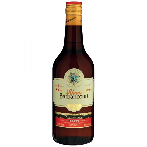 Barbancourt Rhum Three Stars 4 years