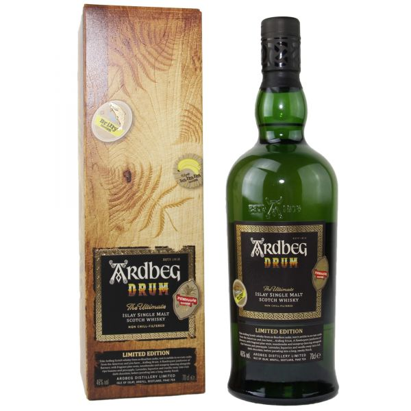 Ardbeg Drum The Ultimate Limited Edition