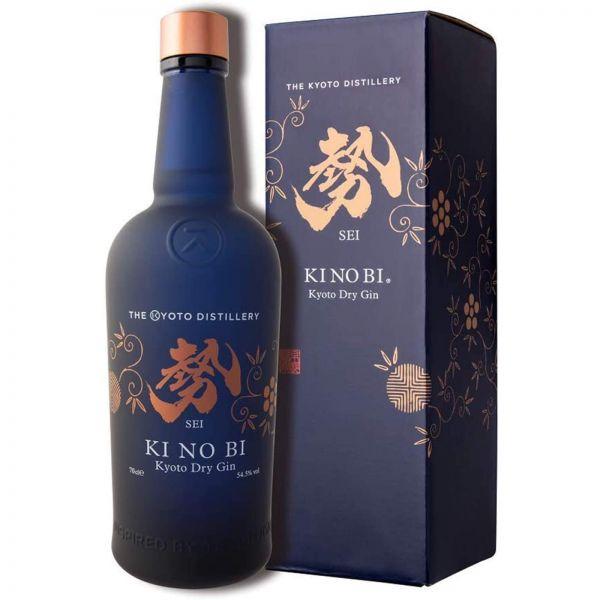 KINOBI Kyoto Dry Gin Sei