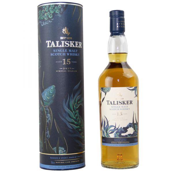 Talisker 15 Years Spezial Releases