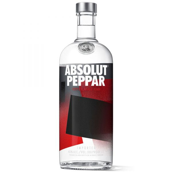 Absolut Vodka Peppar