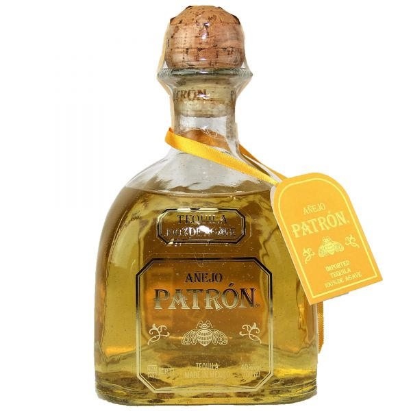 Tequila Patrón Anejo 100% Agave