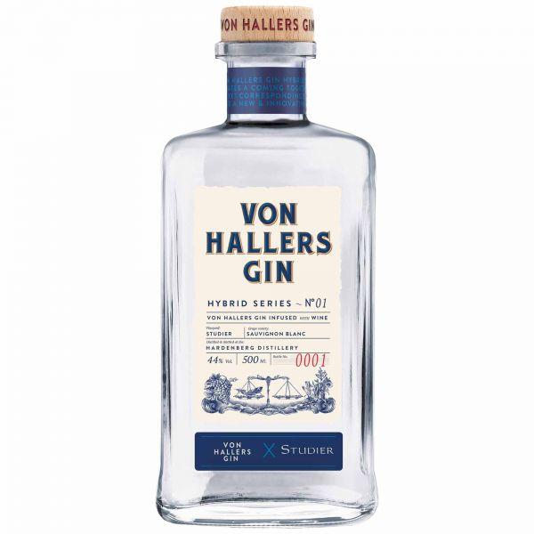 Von Hallers Gin x Studier